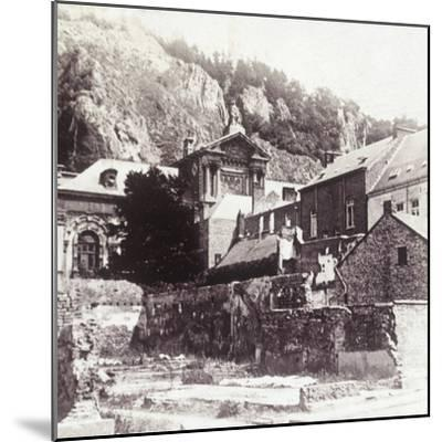 Dinant, Belgium, 1914-Unknown-Mounted Photographic Print