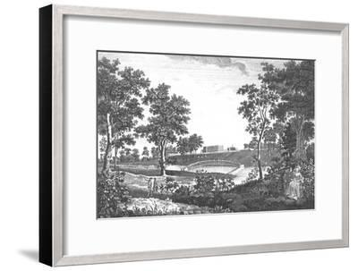 Ditchley, Oxfordshire, c1779-Unknown-Framed Giclee Print