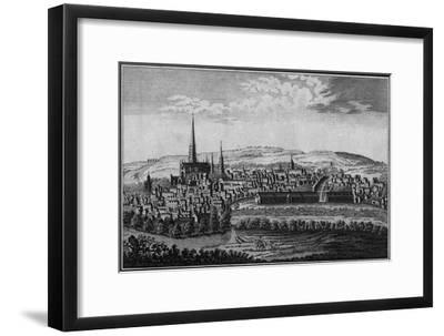 Salisbury, Wiltshire, mid-late 18th century-Unknown-Framed Giclee Print