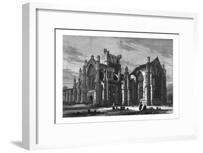 Melrose Abbey-Unknown-Framed Giclee Print