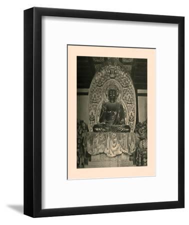 Bhaishajyaguru, c700 AD, (1886)-Unknown-Framed Giclee Print