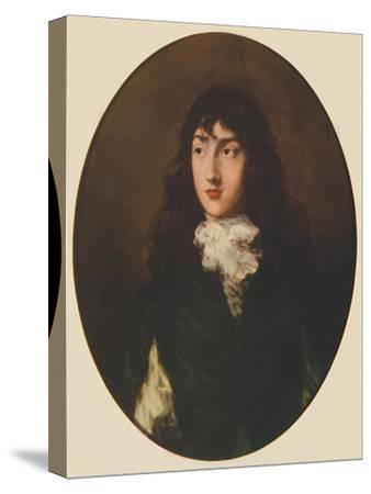George Canning as a boy, c1788, (1941)-Unknown-Stretched Canvas Print