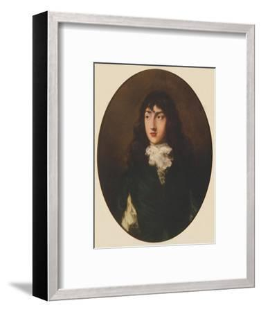 George Canning as a boy, c1788, (1941)-Unknown-Framed Giclee Print