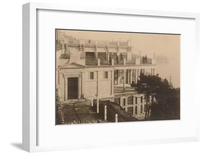 'The Leas Cliff Hall, Folkestone', late 19th-early 20th century-Unknown-Framed Giclee Print
