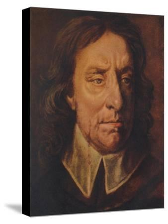 Oliver Cromwell, c1657, (1941)-Unknown-Stretched Canvas Print