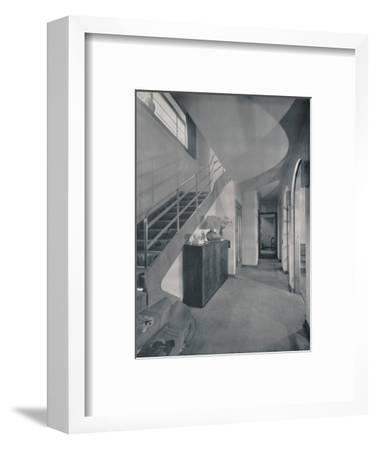 'House at Burn Bridge by The Late John Procter, F.R.I.B.A.', 1942-Unknown-Framed Photographic Print
