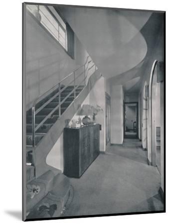 'House at Burn Bridge by The Late John Procter, F.R.I.B.A.', 1942-Unknown-Mounted Photographic Print