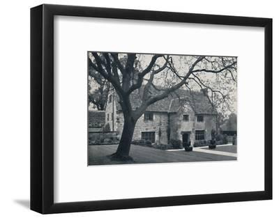 'Sulgrave Manor', 1940-Unknown-Framed Photographic Print