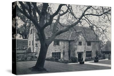 'Sulgrave Manor', 1940-Unknown-Stretched Canvas Print
