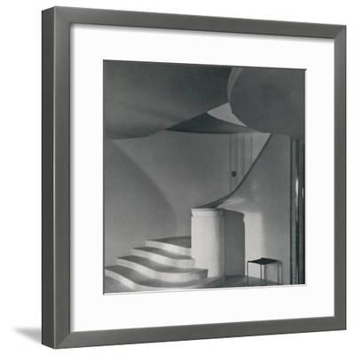 'Interior of the house at North Foreland', 1933-Unknown-Framed Photographic Print