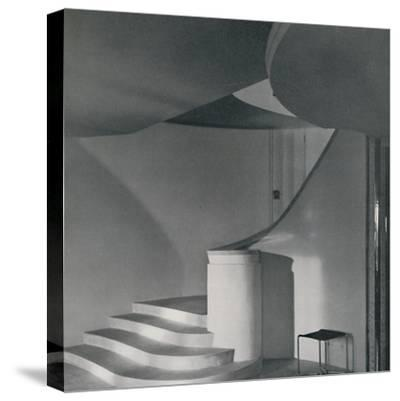 'Interior of the house at North Foreland', 1933-Unknown-Stretched Canvas Print