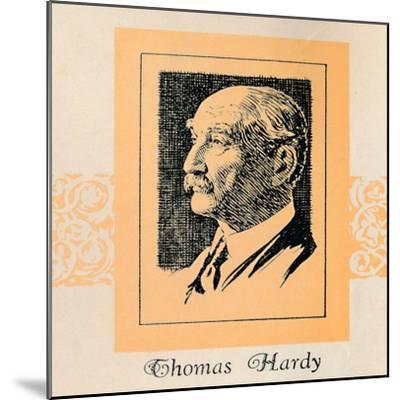 'Thomas Hardy', (1929)-Unknown-Mounted Giclee Print