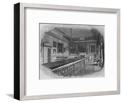 'Queen Anne's Room', 1886-Unknown-Framed Giclee Print