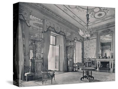 'The Centre Room, Buckingham Palace, South-East Corner', 1939-Unknown-Stretched Canvas Print