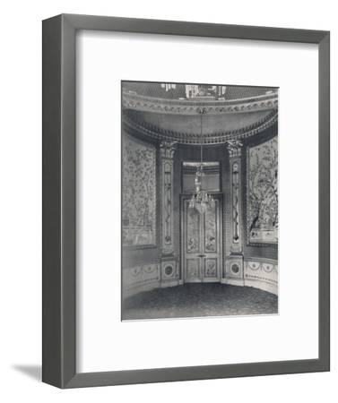 'The Saloon As It Is To-Day', 1939-Unknown-Framed Photographic Print