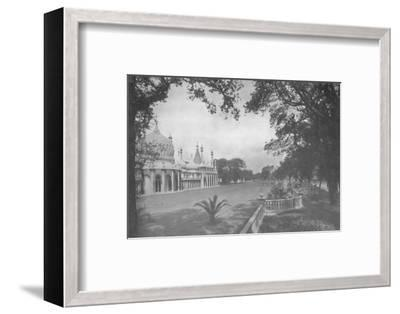 'The East Front', 1939-Unknown-Framed Photographic Print