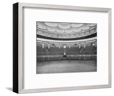 'The Dome: Looking From The Platform', 1939-Unknown-Framed Photographic Print