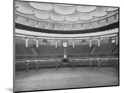 'The Dome: Looking From The Platform', 1939-Unknown-Mounted Photographic Print