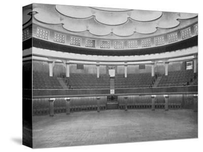 'The Dome: Looking From The Platform', 1939-Unknown-Stretched Canvas Print