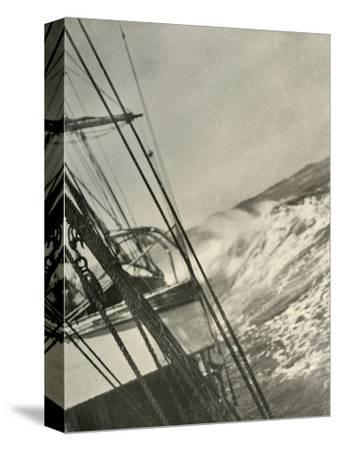 'Mountainous Seas', c1908, (1909)-Unknown-Stretched Canvas Print