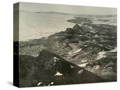 'Looking North Towards Cape Royds', c1908, (1909)-Unknown-Stretched Canvas Print