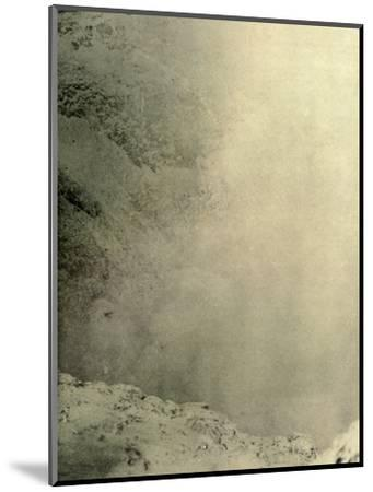 'Another View of the Crater of Erebus', 1908, (1909)-Unknown-Mounted Photographic Print