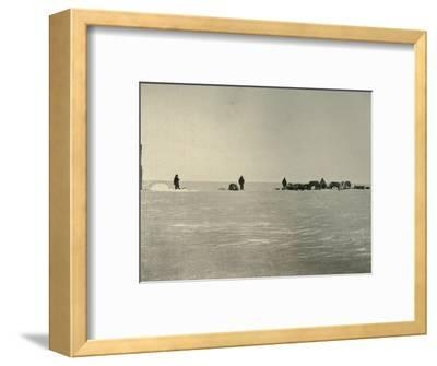 'Depot A, Laid Out In The Spring', 1908, (1909)-Unknown-Framed Photographic Print