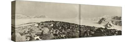 'The Cloudmaker - The View from the Summit of Mount Hope', c1908, (1909)-Unknown-Stretched Canvas Print