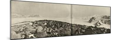 'The Cloudmaker - The View from the Summit of Mount Hope', c1908, (1909)-Unknown-Mounted Photographic Print