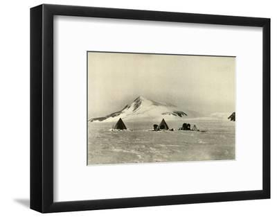 'The Camp Below The Cloudmaker.', c1908, (1909)-Unknown-Framed Photographic Print
