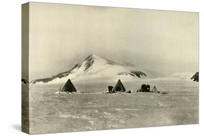 'The Camp Below The Cloudmaker.', c1908, (1909)-Unknown-Stretched Canvas Print