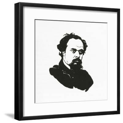 'Rossetti', (c1912)-Unknown-Framed Giclee Print
