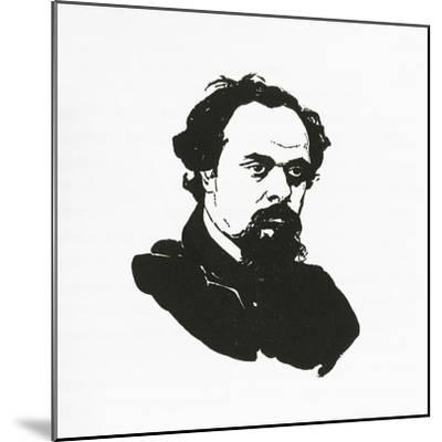 'Rossetti', (c1912)-Unknown-Mounted Giclee Print