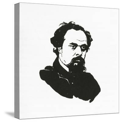 'Rossetti', (c1912)-Unknown-Stretched Canvas Print