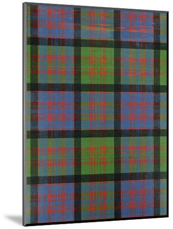 'MacDonald', c1935-Unknown-Mounted Giclee Print