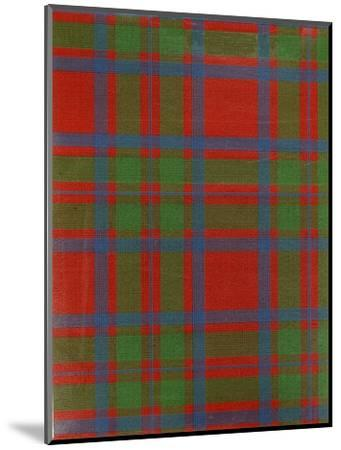 'Mackintosh', c1935-Unknown-Mounted Giclee Print
