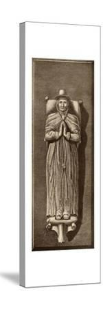'Cardinal Beaufort', (1909)-Unknown-Stretched Canvas Print