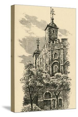 'The White Tower', 1908-Unknown-Stretched Canvas Print