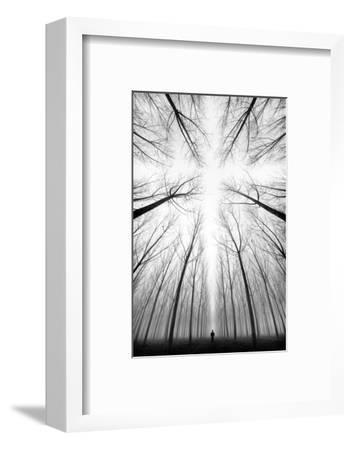 THE CROSS-Marco Bizziocchi-Framed Photographic Print