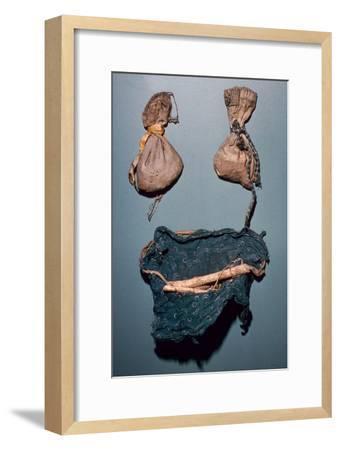 Winebago medicine bundles-Unknown-Framed Giclee Print