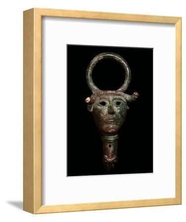 Bronze escutcheon-Unknown-Framed Giclee Print
