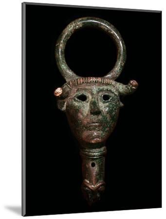 Bronze escutcheon-Unknown-Mounted Giclee Print