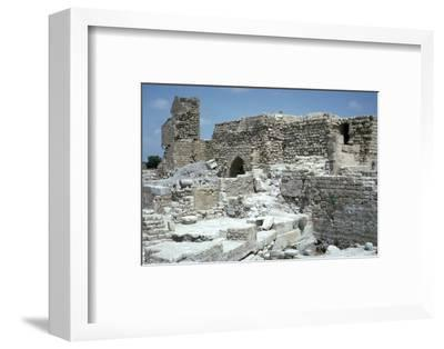 Ruins of Caesarea-Unknown-Framed Photographic Print