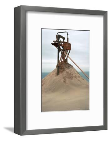 Geevor Tin Mine-Unknown-Framed Photographic Print