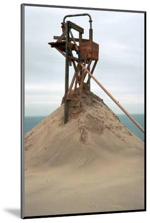 Geevor Tin Mine-Unknown-Mounted Photographic Print
