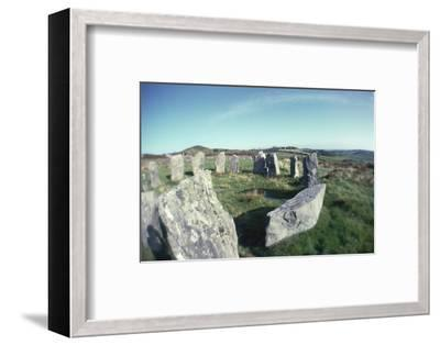 Drombeg stone circle-Unknown-Framed Photographic Print