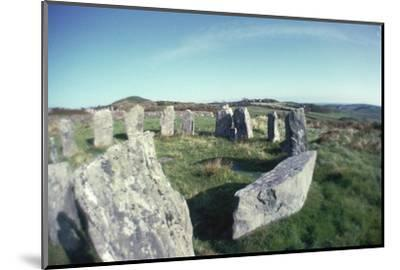 Drombeg stone circle-Unknown-Mounted Photographic Print