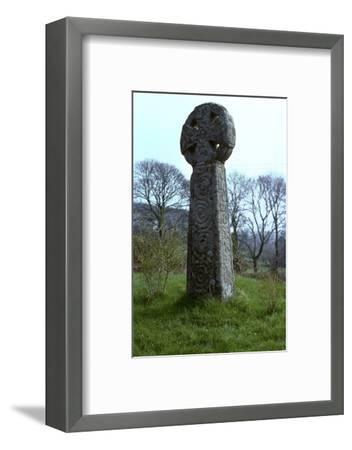 Cardinham Cross, 10th century-Unknown-Framed Photographic Print