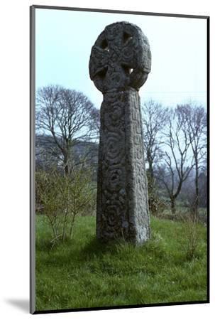 Cardinham Cross, 10th century-Unknown-Mounted Photographic Print
