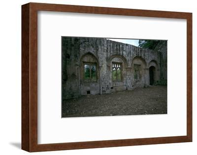 Wharram Percy-Unknown-Framed Photographic Print